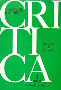 critica-filosofia-e-política diogo pires aurelio