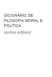 dicionário de filosofia motal e política diogo pires aurelio